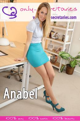 Anabel at Only-Secretaries
