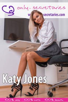 Katy Jones at Only-Secretaries